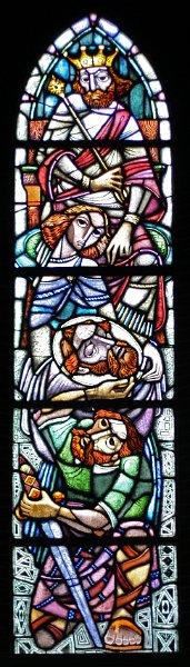 St. Jans onthoofding